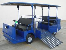 2005 Taylor-Dunn BT2-80 Wheelch