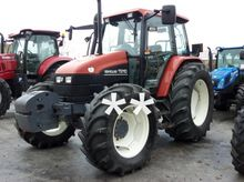 1999 New Holland TS 110 Farm Tr