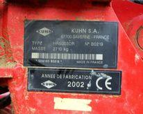 2002 Kuhn HR50003 DR Reciprocat