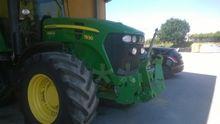 2007 John Deere 7830 Farm Tract