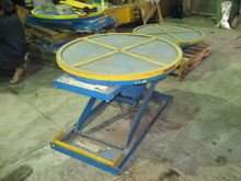 Used Lifting Tables