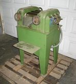 "4"" x 8"" Lehman Three Roll Mill."