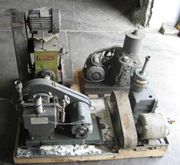 Pallet of Vacuum Pumps, 4 pumps