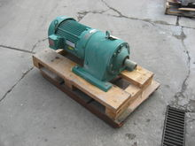 7.5 hp US Motors Gear Reduced D