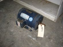 2 hp Leeson Electric Motor 1957