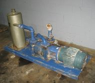 Used 7.5 hp Intervac