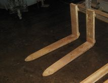 Forklift Forks, 1 pair