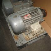 10 hp Lincoln Electric Motor 21