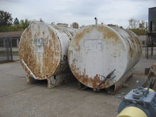 Used 3,000 gallon Ca