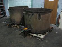 Used 325 gallon Tubs