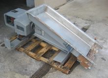 Jeffrey Vibratory Pan Feeder. 1