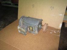 Used 1 hp Baldor Mot