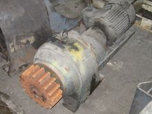 10hp Louis Allis Ball Mill Driv