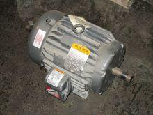 Used 5 hp Baldor Mot