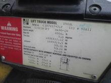 Used 4,550 lb. capac