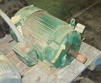 7.5 HP Reliance Electric Motor