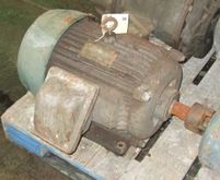 10 HP Toshiba Electric Motor, 1