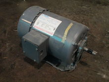 3/4 HP Century Electric Motor 2