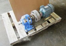 5 HP Gear Reduced Drive with Fl
