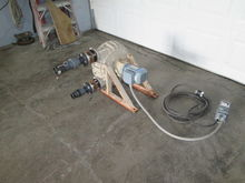 Delasco Peristaltic Pump 3154
