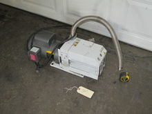 Used 1.5 hp Leybold