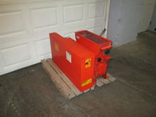 "6"" x 6"" Two Roll Crusher, lab u"