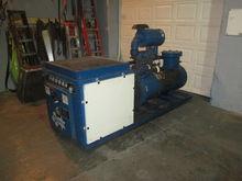 75 hp Quincy Air Compressor. 32