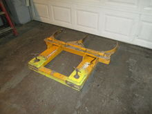 Fork Mounted Double Drum Grab,