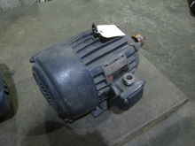5 hp US Motors Electric Motor 3