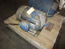 20 hp Electric AC Motor 3346