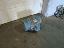 used 20 hp Marathon Electric Mo