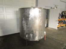 used 750 gallon Stainless Steel