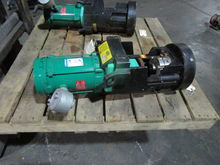used 1/2 hp Lightnin Vektor Agi