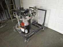 used GS Manufacturing 2 part pu
