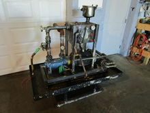 used 5 hp Traviani Liquid Ring