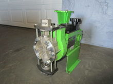 Three(3) used Pulsafeeder Pumps