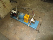 "used 1"" Zenith Gear Pump.  stai"