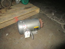 5 hp Baldor Electric Motor 3466