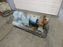Used 7.5 hp Gould Ce