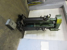 Schold High Speed Shot Mill 356