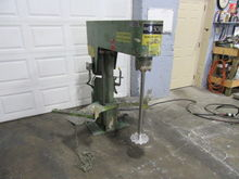 Used 10 hp Schold Hi