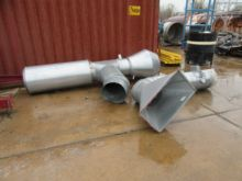 Used Duct work with