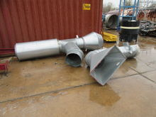 Duct work with silencer 3587