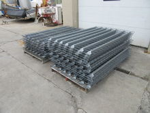 Pallet Rack Decking.  built for