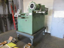 40 ton Wahlco Piston Extruder 3