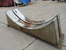 Used Tank Saddles 36