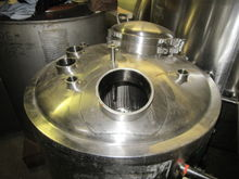 100 gallon DCI Stainless Steel