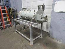 5 hp Horizontal Continuous Mixe