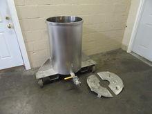 50 gallon Stainless Steel Tank