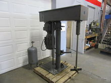 one(1) used 10 hp Hockmeyer Pos